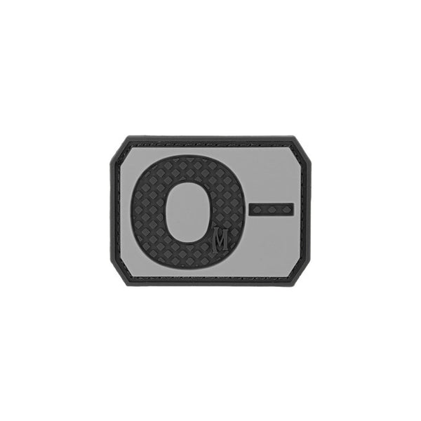 O- Blood Type Morale Patch