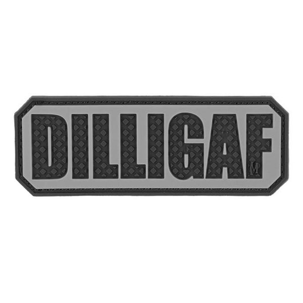 DILLIGAF Morale Patch