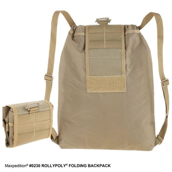 ROLLYPOLY® BACKPACK