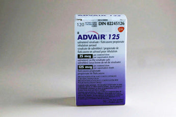 Advair Diskus Fluticasone Salmeterol True North Meds Canada Online Pharmacy
