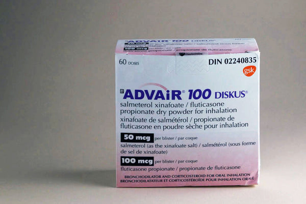 Advair Diskus Fluticasone Salmeterol True North Meds Canada