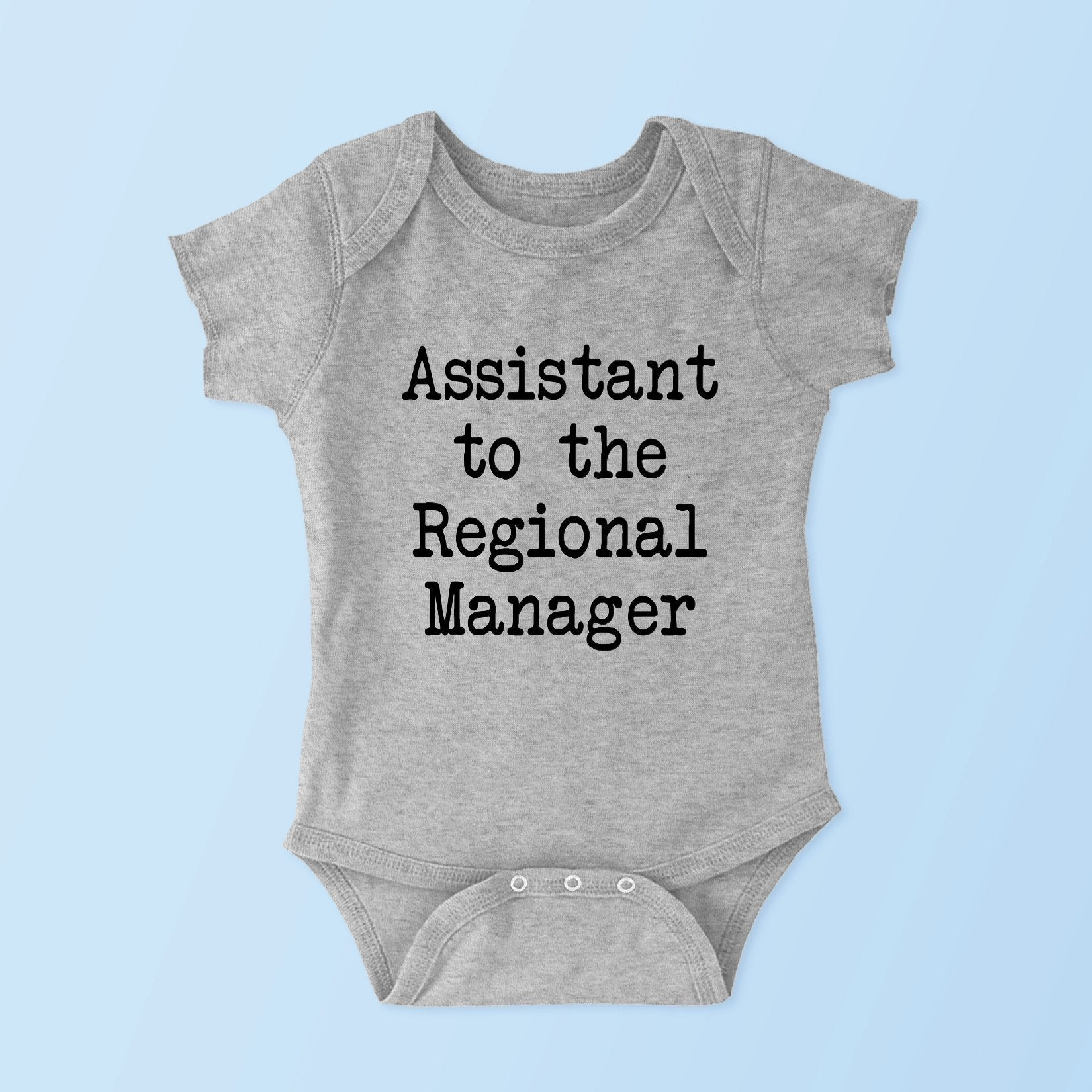 54f02a153a Assistant to the Regional Manager (Additional Baby Onesie   Toddler Youth  Tee) Cole ...