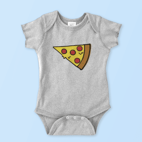 053b4c3ff Pizza Slice (Additional Baby Onesie & Toddler/Youth Tees) Cole & Coddle  Clothing ...
