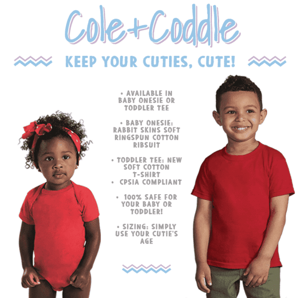 05acc703 ... Say Hello to My Little Friend (Matching Shirt Set) Cole & Coddle  Clothing Set ...