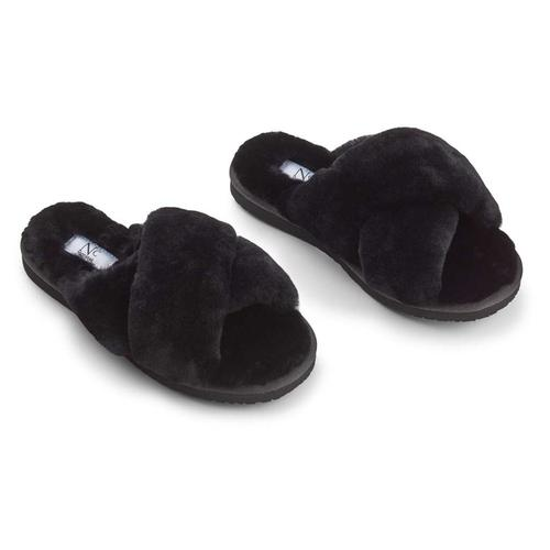 Cocobelle - Shearling Slippers