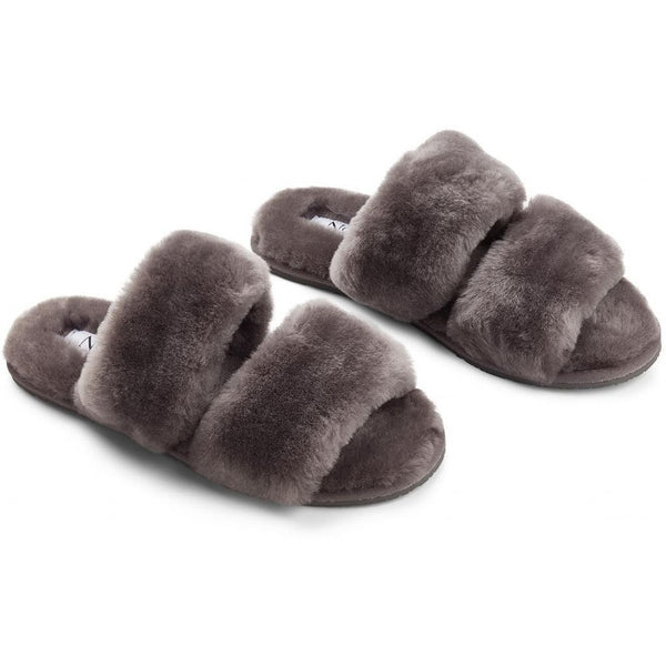 Jane - Shearling Slippers