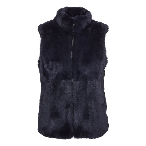 Lotus luxe gilet black