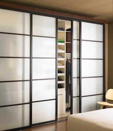 Closet Sliding Door Mechanisms
