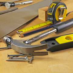 Hand Tools & Safety Gear