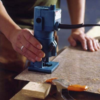 Laminate Working Tools