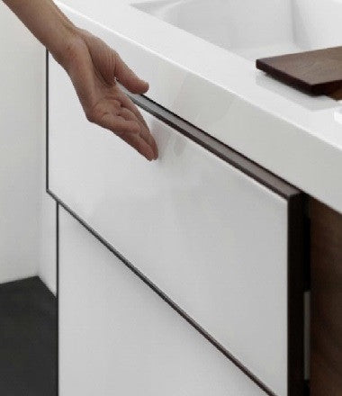 Push-to-Open Drawer Slides