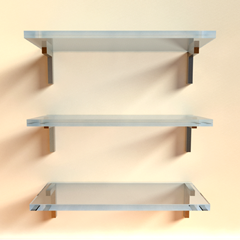 Shelf Supports & Nail Glides