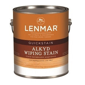 Lenmar Quickstain Alkyd Wiping Stains Series