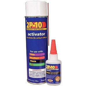 FastCap Thick Adhesive and Activator Combo