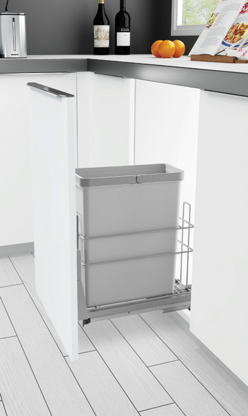 Imex Single Door Mounted Waste Container