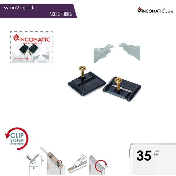 Rincomatic Syma2 Inglete Accessory Kits