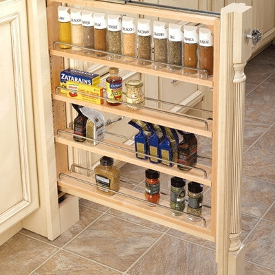 432 Series Base Cabinet Fillers by Rev-A-Shelf
