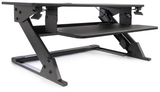 Knape & Vogt Volante Desktop Sit-Stand Workstation