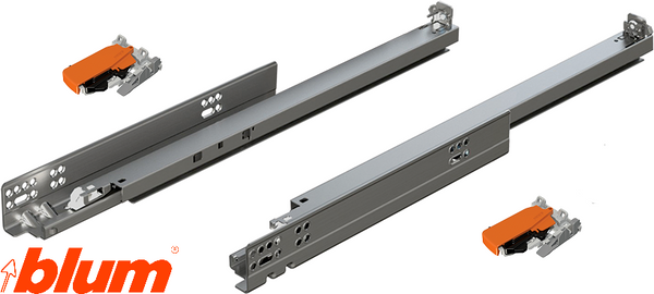 Tandem 563 Series Drawer Slides By Blum 563 4570b 563