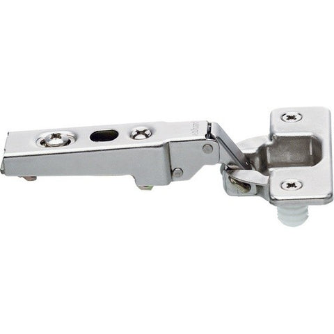 Blum CLIP 100 Degree Hinge, Full Ov Dowel with Plate (71M2580)