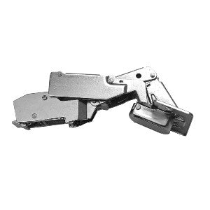 Blum CLIP Top 170 Degree Partial Overlay Self-Closing Hinge 71T6650