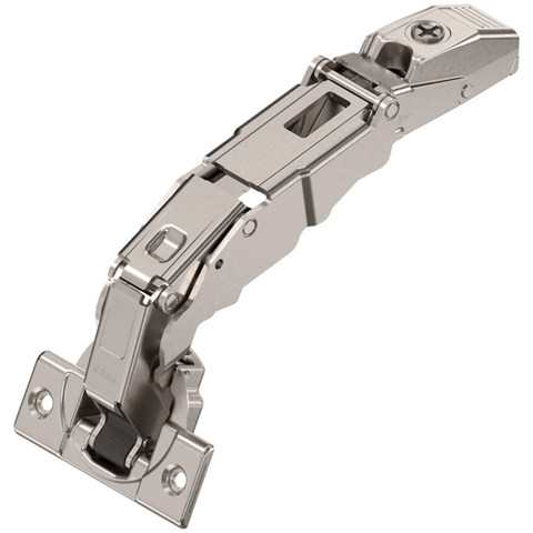 Blum CLIP Top 155 Degree Zero Protusion Overlay Hinge with plate (71T7550N)