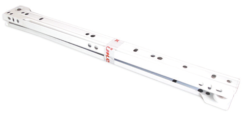 Imex White Epoxy Drawer Slides