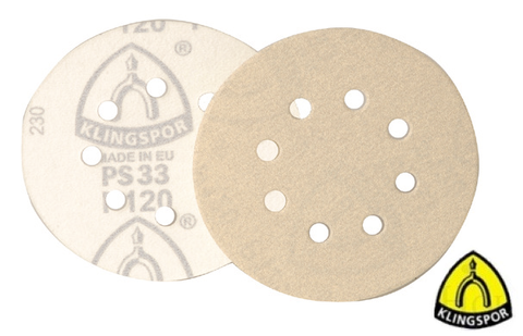 Klingspor Abrasive Stick-it Discs