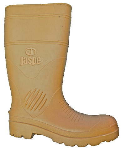 PVC Waterproof Toe Cap Boots