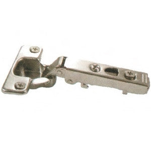 Imex Full Overlay Clip-on Hinge 110º Open Ang (with plastic dowels)