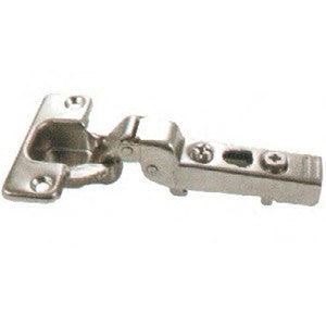Imex Half Overlay Clip-on Hinge & Plate 110º Opening Ang