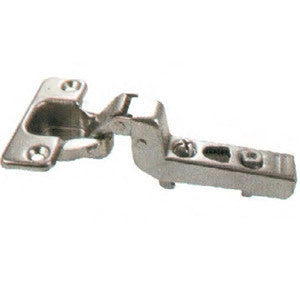 Imex Inset Clip-on Hinge & Plate 110º Opening Ang