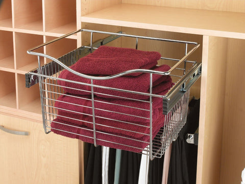 Rev-A-Shelf Pull-Out Closet Basket