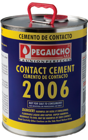 Pegaucho Contact Adhesive 2006