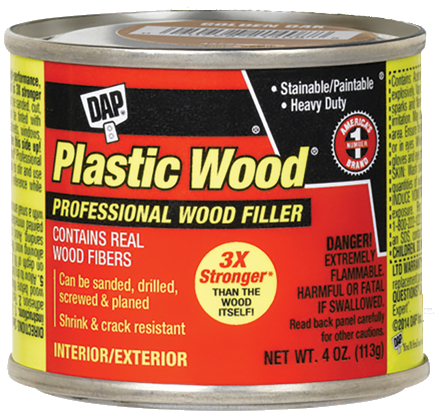 DAP Plastic Wood - Professional Wood Filler