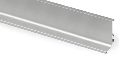 "Imex Horizontal Seamless Handle ""L"" Profile"