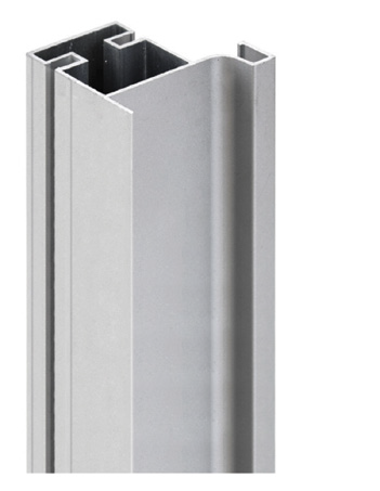 "Imex Vertical Seamless Handle ""L"" Profile"