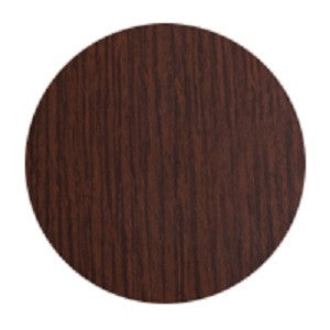 FastCap FastCaps Peel & Stick PVC Cover Caps Sheet DARK RED MAHOGANY
