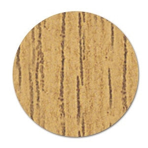 FastCap FastCaps Peel & Stick PVC Cover Caps Sheet NATURAL OAK