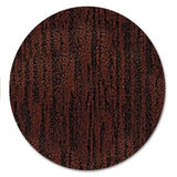 FastCap FastCaps Peel & Stick PVC Cover Caps Sheet RED MAHOGANY