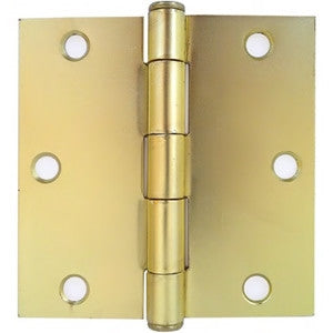 Imex Brass Plated Steel Hinge