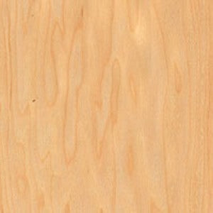 Form Wood Maple Wood Veneer Rotary Cut 4x8