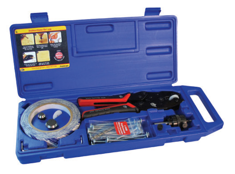 FastCap Color Punch Kit with FlushMount Drill Bit System