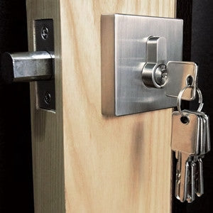 Imex Door Cylinder Double Key