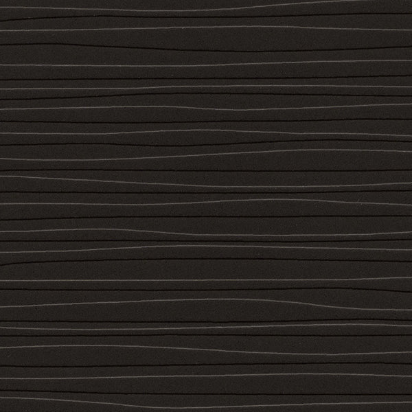 Formica Black Sculpted Laminate