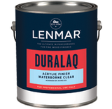 Lenmar DuraLaq-WB Acrylic Clear Finish 1WB.10X series (Available for Store Pickup Only)