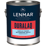 Lenmar DuraLaq-WB Waterborne White Acrylic Finish 1WB.20X series (Available for Store Pickup Only)