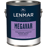 Lenmar MegaVar Water White Conversion Varnish (1M.430X series)