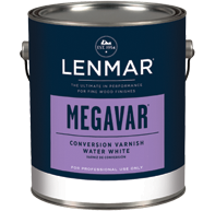 Lenmar MegaVar Water White Conversion Varnish 1M.430X series (Available for Store Pickup Only)