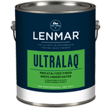 Lenmar UltraLaq Precatalyzed White Undercoater (1C.800) (Available for Store Pickup Only)